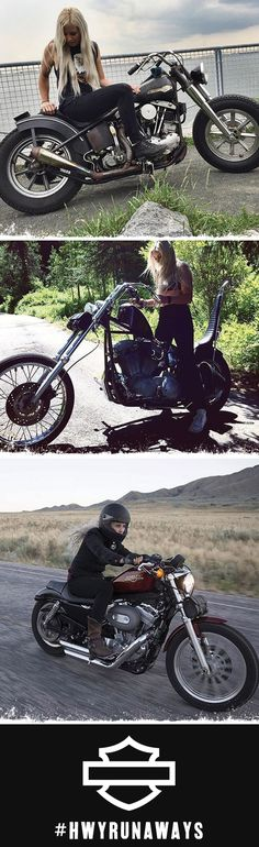 """Jessica H. - """"I started a group called 'The Litas' in Salt Lake City to support women who ride. Girls come up to me and say, 'I was too nervous to get a bike, but after seeing you on a bike I decided I could do it.' That gets me so stoked because I felt that exact same way. It can be overwhelming but once you get on a bike, there's no going back."""" 