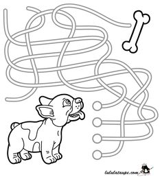 Animal Activities, Activities For Kids, Printable Mazes, Free Printable, Halloween Maze, Maze Worksheet, Literacy Worksheets, Fairy Tales For Kids, Pokemon Birthday