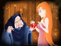 Giselle's apple