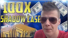 100x Shadow Case Opening - M4A1 Golden Coil StatTrak Giveaway