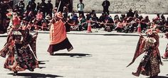 The Dorje Shugden cham dance by and large encompasses the essence of what His Holiness Kyabje Trijang Dorje Chang has written about Dorje Shugden, relating the events leading to his manifestation as a Dharma Protector.