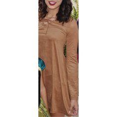 Swede style dress from Rue21 This dress goes half way down the thigh and leans toward boho style. Worn twice. Rue 21 Dresses Mini