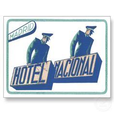 Hotel Nacional, Madrid