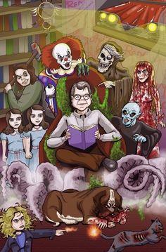 Nova Pictures: ¿El mejor escritor de terror?