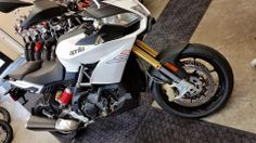 My next bike. In love with this beast. 2013 Aprilia Caponord