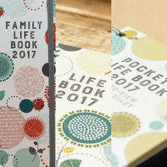 Life Book, Family Life Book, Pocket Life Book diaries by Organised Mum Organised Mum, Staying Organized, Book Of Life, Family Life, Four Square, Diaries, My Design, Stationery, Organization