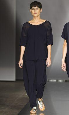Diana Orving 2015 stockholm fashion week