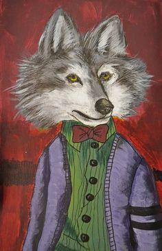 Dapper Wolf