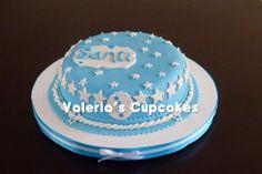 Valeria´s Cupcakes: Bautismo de Santi