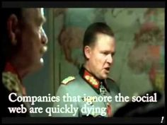 Hitler's thoughts about Pinterest and Social Media