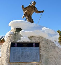 Top of the Rockies Scenic and Historic Byway and the Camp Hale and the 10th Mountain Division
