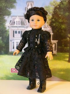 steampunk american girl doll clothes - Google Search