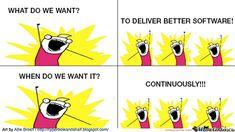 Continuous integration? : devopscomic