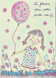 La felicità delle piccole cose...