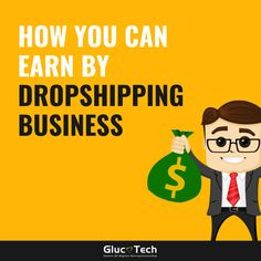 HOW YOU CAN EARN BY DROPSHIPPING BUSINESS | GLUCOTECH Drop Shipping Business, Canning, Photo And Video, Instagram, Home Canning, Conservation