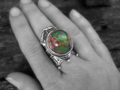 Origin of life by silverexclusive on Etsy