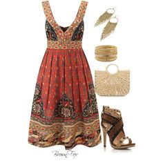 """B2B Fashion"" by brownfox1 on Polyvore"