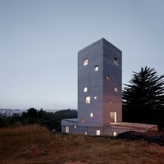 The Cien House by the young architects Mauricio Pezo and Sofía von Ellrichshausen