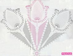 knitting for beginners melbourne Crochet Placemat Patterns, Crochet Snowflake Pattern, Crochet Doily Diagram, Crochet Snowflakes, Freeform Crochet, Crochet Squares, Thread Crochet, Diy Crochet, Crochet Doilies