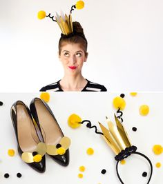 Great last minute costume idea - Queen Bee! Check out the simple DIY steps here: http://www.ehow.com/ehow-crafts/blog/diy-queen-bee-costume/utm_source=pinterest&utm_medium=fanpage&utm_content=blog