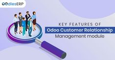 Micro-manage your financial activities including account payables, bank balances and accounts receivables with Accounting module. Discover the key features of Odoo 12 and streamline your financial transactions. Lead Management, Accounts Payable, Customer Relationship Management, Application Development, Integrity, Accounting, Relationships, Key, Activities