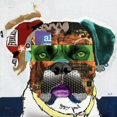 BoomieWorks - Rocky boxer dog collage.preview