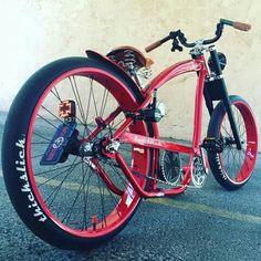 My friend's bike Eric