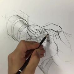 """""""Life beats down and crushes the soul and art reminds you that you have one. Art Drawings Sketches Simple, Pencil Art Drawings, Realistic Drawings, Easy Drawings, Object Drawing, Industrial Design Sketch, Budget Planer, Sketches Tutorial, Pen Art"""