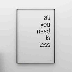 # less