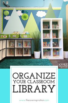 This mountain themed classroom is such an inspiration for creating a calm learning environment. My students are surrounded by the colors of nature and the feeling is so fresh and bright. Perfect classroom setup for self-directed learning flexible seatin Kindergarten Classroom Setup, Elementary Classroom Themes, Calm Classroom, Classroom Decor Themes, Classroom Setting, Classroom Environment, Classroom Design, Classroom Ideas, Classroom Camping Theme