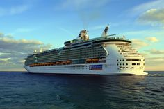 Sun-kissed evenings aboard Liberty of the Seas.