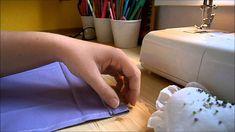 DIY: látkový vak na záda   Kate Rosewood