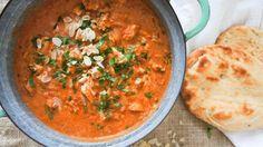 Tikka masala zoals in India – Little Spoon - Modern Vegan Indian Recipes, Asian Recipes, Healthy Recipes, Chicken Tikka Masala, Tika Massala, Curry Pasta, Feta, Asian Kitchen, Avocado