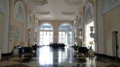 Palácio Quitandinha, um dos belos salões. - Foto de Palacio ...