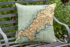 Cornwall cushion available from www.izabelapeters.com