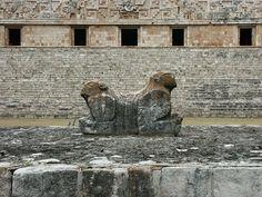 ruins uxmal yaktan
