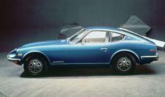 Datsun 240Z :)