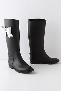 Girly Rubber Boots