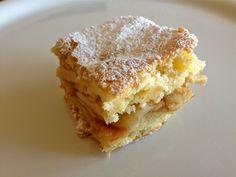 Kolač od Jabuka na Starinski Način (Old Fashioned Croatian Apple Cake)