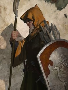 A guard by ilkerserdar on DeviantArt