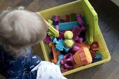 Klocki jeżyki B Toys