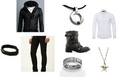 """kayjaron"" by miarae ❤ liked on Polyvore"