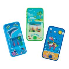 Challenge yourself to a game of ring toss! Just press the button to see how many rings you can catch! These assorted ocean-themed designs would be a fun prize to coordinate with your sea life themed office decor! 4 x 2 24 pe Office Themes, Office Decor, 1000 Books Before Kindergarten, Natural Rubber Latex, Ring Toss, Water Games, Latex Free, Challenges, The Unit