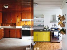 Kitchen makeover!