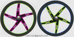 Fantasy 5 刀輪 Carbon Wheel