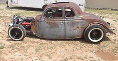 Details about 1936 Ford Other RUST   Flats, Style and Classic
