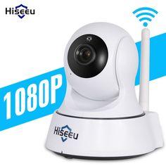 Mini Wireless IP Camera Wifi 1080P 720P Option Smart Night Vision Surveillance Onvif Network CCTV Security Camera wi-fi hiseeu  EUR 16.82  Meer informatie  http://ift.tt/2Apli50 #aliexpress