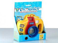 Brinquedos para Bebê Mini Máquina Fotográfica - Dr. Júnior Dican com as melhores condições você encontra no Magazine Luizamarcelonune. Confira!