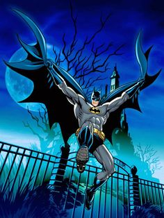 Batman by Jose Luis Garcia-Lopez *