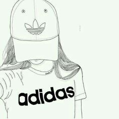 Nike shoes adidas, outline and art picture - architecture and art . - Nike shoes Adidas, outline and art picture – architecture and art Nike shoes Adida - Tumblr Outline Drawings, Tumblr Girl Drawing, Outline Images, Cute Drawings, Drawing Sketches, Pencil Drawings, Girl Drawings, Drawing Girls, Drawing Drawing